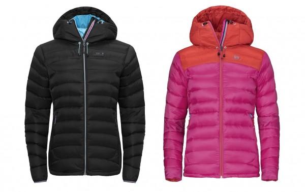 Elevenate Agile Jacket - Damen Daunenjacke