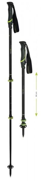 Komperdell HIKEMASTER Powerlock (PL) - Wanderstöcke/Trekkingstöcke 1 Paar