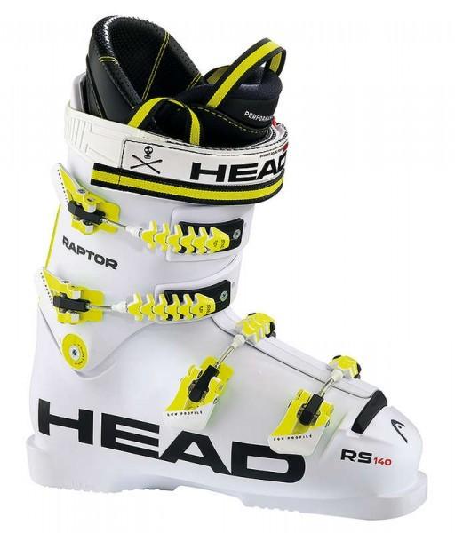 HEAD RAPTOR 140 RS WHITE - Skischuhe für Herren - 1 Paar