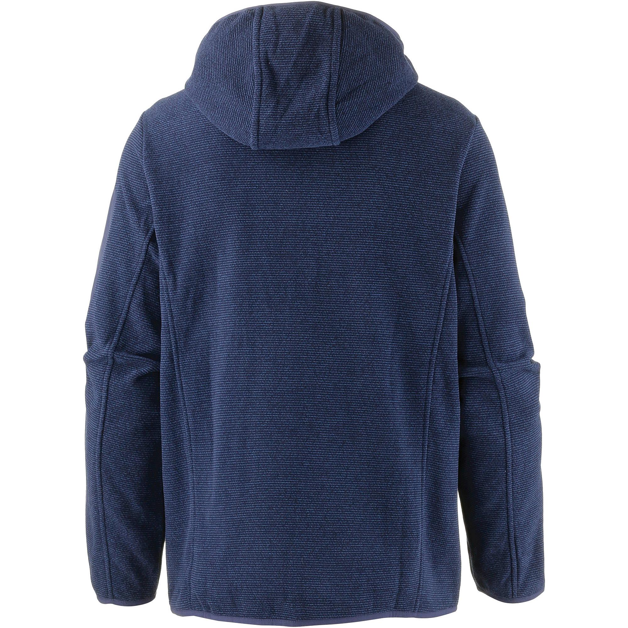 CMP CMP CMP Man Jacket Fix Hood (38H2227) - Herren Fleecejacke dfd63f