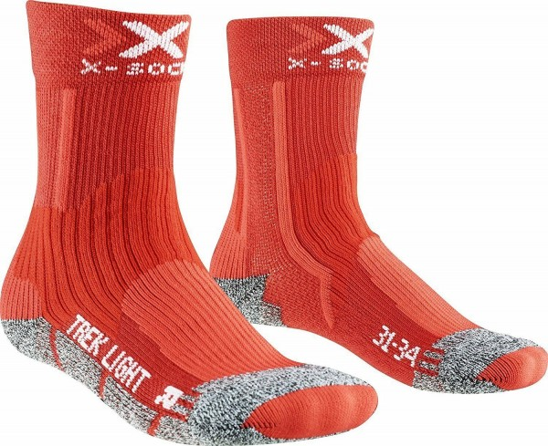 X-Socks TREKKING LIGHT Junior 2.0 - Trekkingsocken / Wandersocken für Kinder