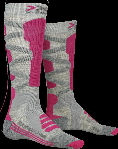 X-SOCKS® SKI SILK MERINO 4.0 WOMEN - Skisocken für Damen