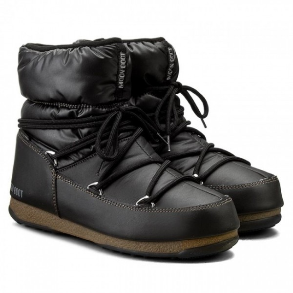 Original Moon Boots ® - Tecnica MOON BOOT W.E. LOW NYLON WP Damen
