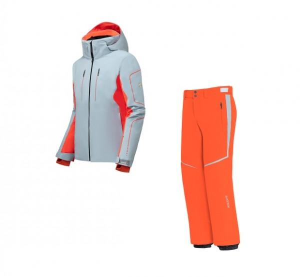 Descente Insulated Jacket ISAK oder Insulated Pants GERARD - Herren Skihose oder Skijacke