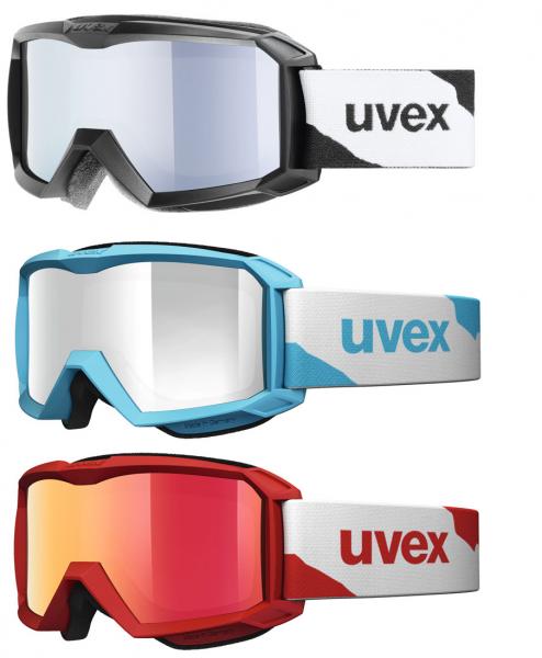 UVEX Flizz LM Skibrille für Kinder