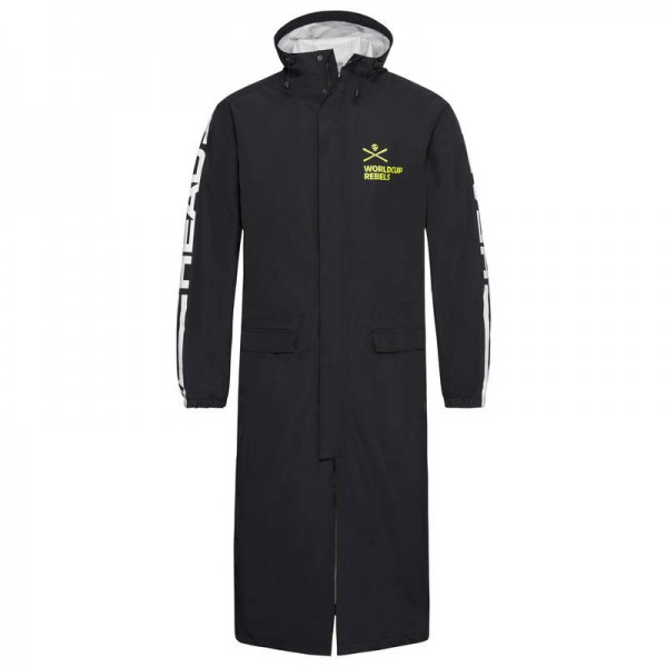 Head RACE RAIN COAT - Regenmantel Renn-Mannschaft