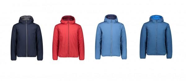 CMP Man Jacket Fix Hood - Herren Outdoorjacke