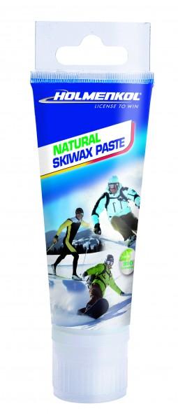 Holmenkol Natural Skiwax Paste Skiwachs 1x75ml (18,60€*/100ml)