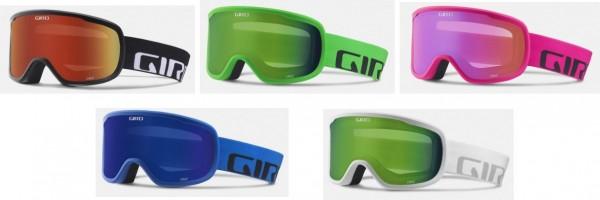 Giro CRUZ™ - Skibrille / Snowboardbrille für Erwachsene
