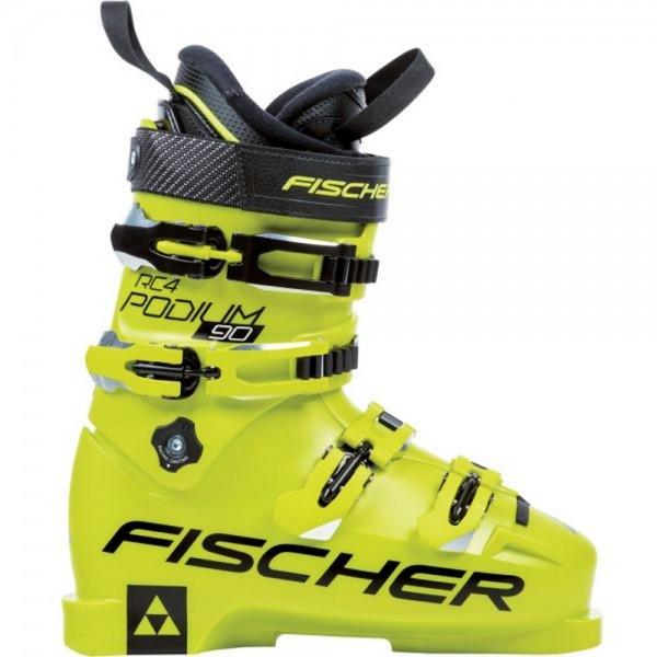 Fischer RC4 PODIUM 90 (2017/18) - Skischuhe für Junioren
