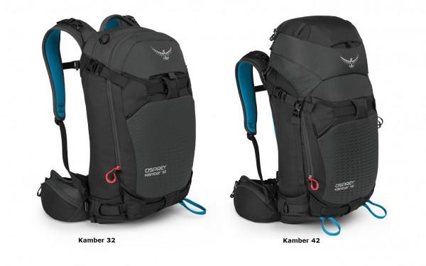 Osprey Kamber 32 oder 42 - Ski-Tourenrucksack