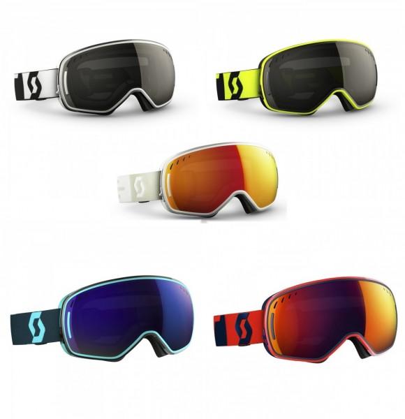 Scott LCG - Skibrille / Snowboardbrille für Erwachsene
